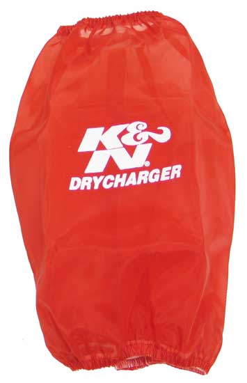 Drycharger Wrap; Rc-4690, Red