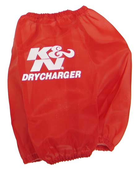 Drycharger Wrap; Rc-5107, Red