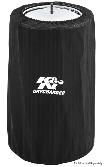 Drycharger Wrap; Rc-5165, Black