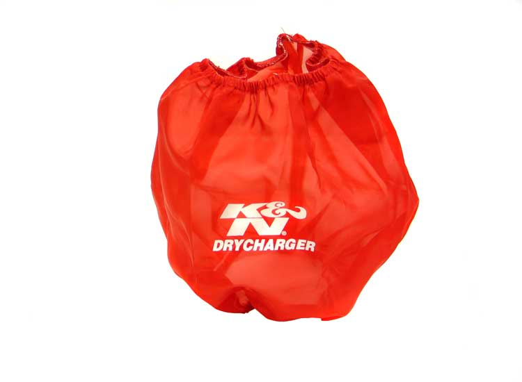 Drycharger Wrap, Red, Custom