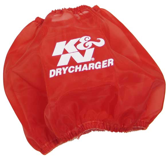 Drycharger Wrap; Rf-1048, Red