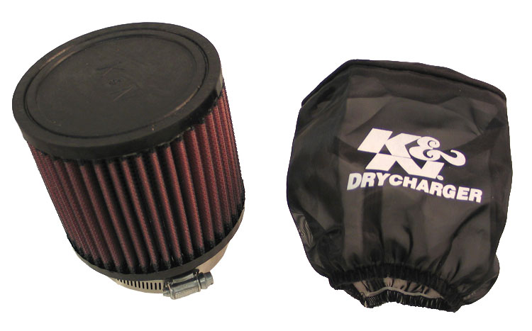 Yamaha Rhino Clutch Filter Kit; 04-07