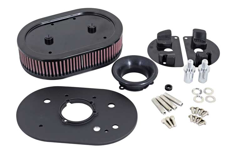 H/D Sportster Custom Assembly; 04-09