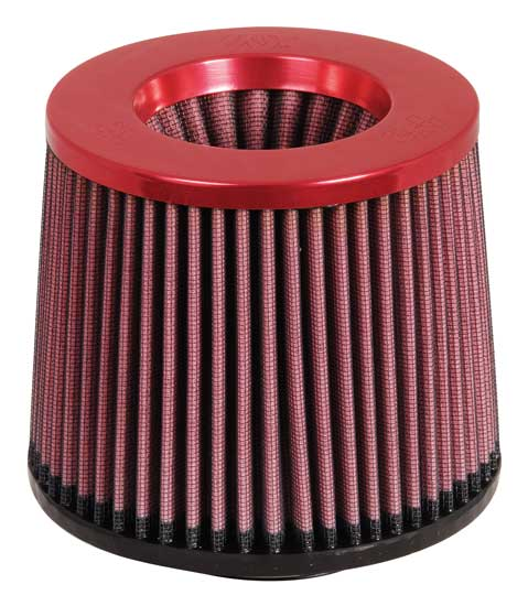 "2-3/4""Flg, 5-7/8""B, 5-1/4""T, 5""H; Red Top"