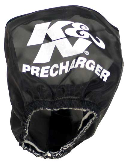 Precharger Wrap,Blk.,Universal