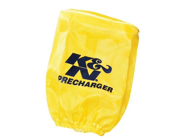 Precharger; Yellow