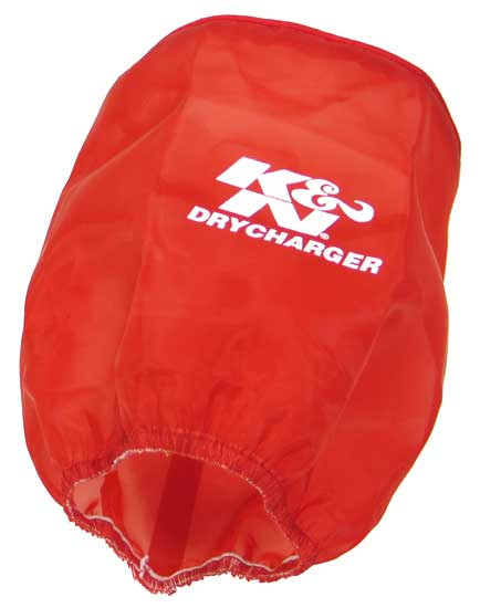 Drycharger Wrap; Rx-4730, Red