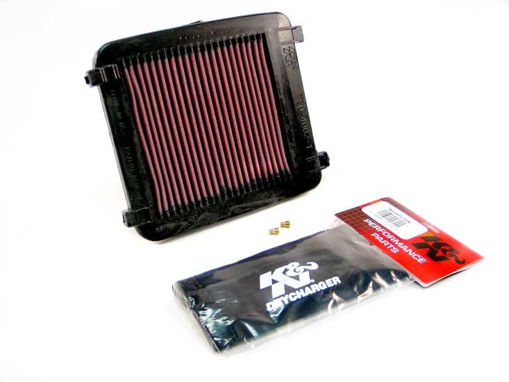 2003-2012 LTZ 400 Uni Air Filter   LTZ 400   LT Z400  SUZUKI