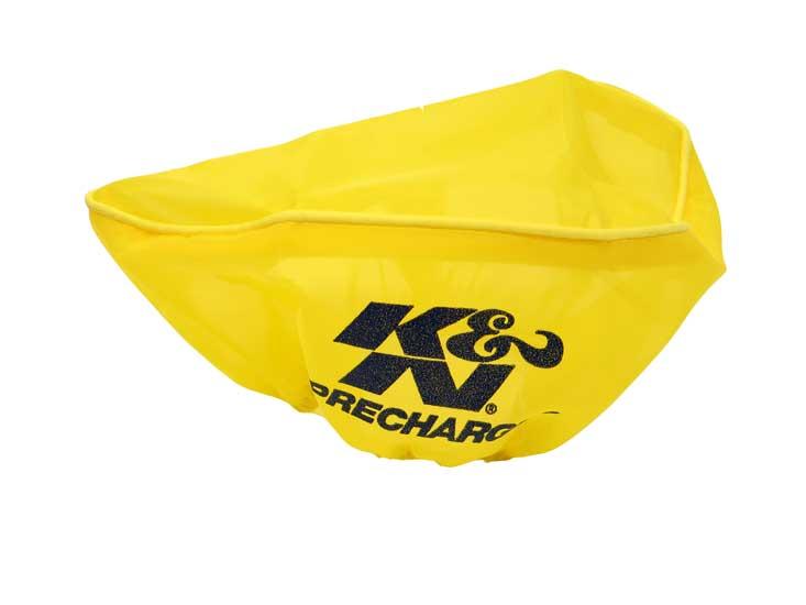 Precharger Wrap, Yellow,Suzuki
