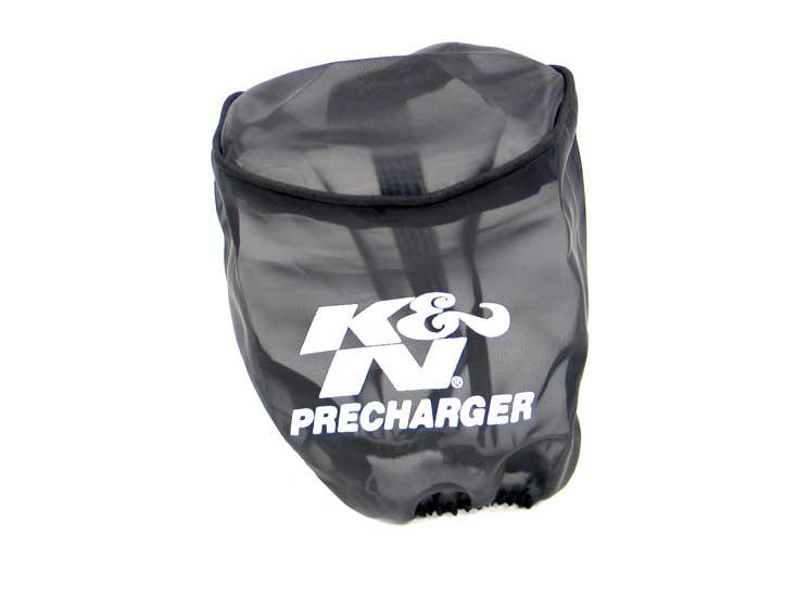 Precharger Wrap, Black, Yamaha