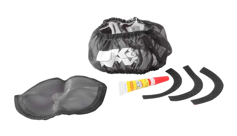 Drycharger Wrap; Ya-4098-1, Black
