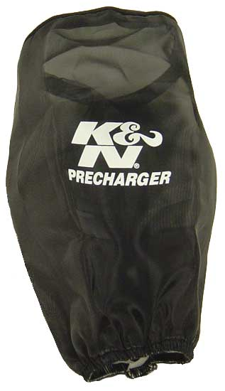 Precharger Wrap,Black,Yamaha