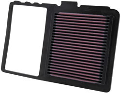 K&N's 33-2329 Replacement Air Filter