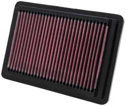 K&N's Replacement Air Filter for the 2003, 2004 and 2005 Honda Civic 1.3L