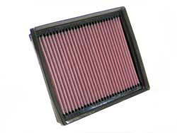 Air Filter for Mercury Milan, Lincoln Zephyr and Ford Focus