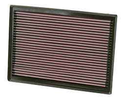 Dodge Sprinter 2500 and 3500 Air Filter 33-2391