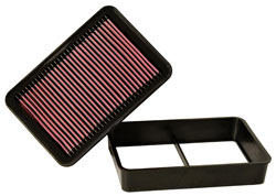 K&N's 33-2392 Replacement Air Filter for the Mitsubishi Lancer and Outlander
