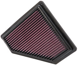 K&N's 33-2401 Replacement Air Filter for the 2008 to 2011 Ford Focus