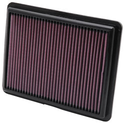 2008 to 2012 Honda Accord K&N Air Filter 33-2403