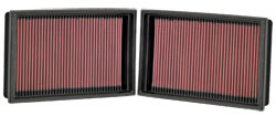 K&N's 33-2313 Replacement Air Filter