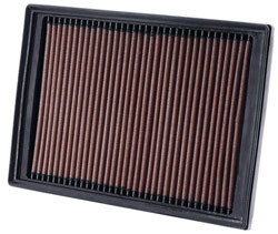 K&N's 33-2414 Replacement Air Filter for 2008 through 2012 Land Rover LR2
