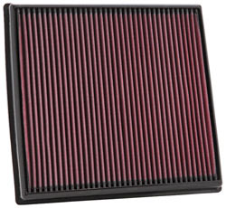 Replacement air filter for BMW X6 3.0L