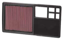 Air Filter for Volkswagen Polo, Golf, Skoda Roomster, Octavia and the Seat Altea and Cordoba