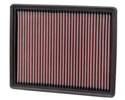 K&N's 33-2934 Replacement Air Filter for the Kia Optima, Kia Rondo and Kia Lotze