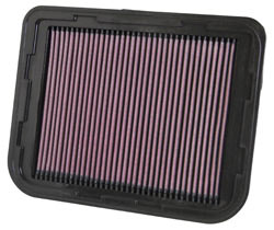 K&N's 33-2950 air filter for the 2008 Ford Falcon with a 4.0 liter engine
