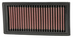 K&N air filter 33-2952 for the Vauxhall Agila, Suzuki Swift, Opel Agila and Maruti Suzuki Swift