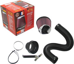 Performance intake for 2007, 2008, 2009, 2010, 2011, 2012 and 2013 Fiat Grande Punto