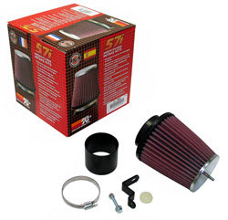 K&N Air Intake system for 2007, 2008, 2009, 2010 and 2011 Hyundai I30 and Kia Cee'D