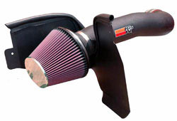 Air Intake Kit for 2004, 2005, 2006 and 2007 Jeep Liberty 3.7L