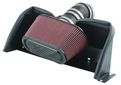 K&N Engineering 57-3055 air intake system for 2005 and 2005 Chevrolet SSR 6.0 liter V8 engine
