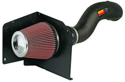 K&N Engineering 57-3063 air intake system for 2007 Chevrolet Suburban 2500 and 2007 GMC Yukon XL 2500
