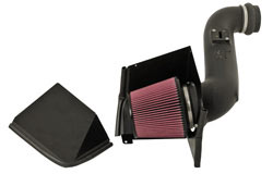 K&N's 57-3066 air intake system for 2007-2010 GMC Sierra 2500 and 3500 along with the diesel models
