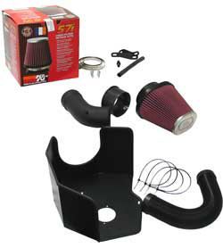 K&N's 57i-9500 Performance Intake Kit for the Volkswagen Golf V and Audi A3