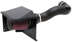AirCharger Air Intake for GMC Yukon, XL, Denali, Chevy Tahoe, Suburban, Avalanche and Cadillac Escalade