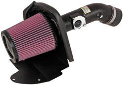 K&N's 69-6027TTK Performance Air Intake System for the 2007-2008 Mazda 6 2.3L L4
