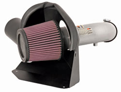 K&N  69-7061TS air intake system for the 2007, 2008 and 2009 Nissan Altima with a 2.5 liter engine