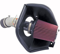 K&N's air intake system 69-8615TS for the 2008 and 2009 Scion xD with a 1.8 liter engine
