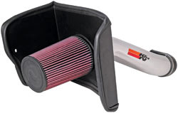 K&N air intake system 77-9032 for the 2007 and 2008 Toyota Tundra and the 2008 Toyota Sequoia