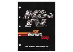 2006 K&N Powersports Catalog