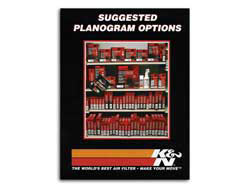K&N Engineering's 2006 Plan-o-Gram Brochure