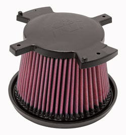 Replacement Air Filter for GMC Sierra and Chevrolet Chevy Silverado 2500 HD and 3500