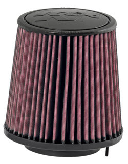 K&N E-1987 air filter for the 2008 and 2009 Audi