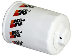 K&N Performance Gold Oil Filter for Honda Accord