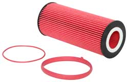 K&N HP-7015 cartridge oil filter for various Audi S5, S4, Q7, Q5, A6 & A4/A6 Quattro models