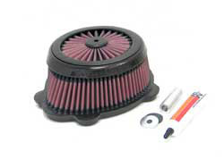 Air Filter for Kawasaki KX250 and KX125