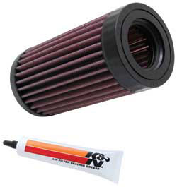 Air Filter for Kawasaki KAF620 and KAF950 Mule 3010